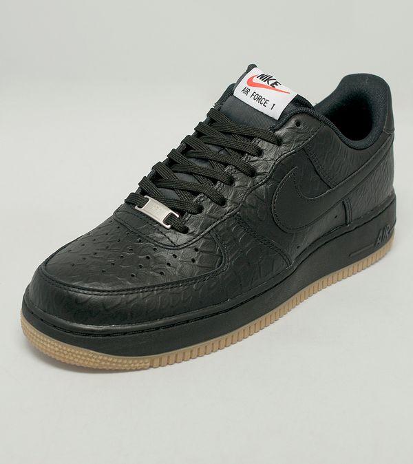 Air Lo 1 'black Nike Croc'Size Force vmPwN80nyO