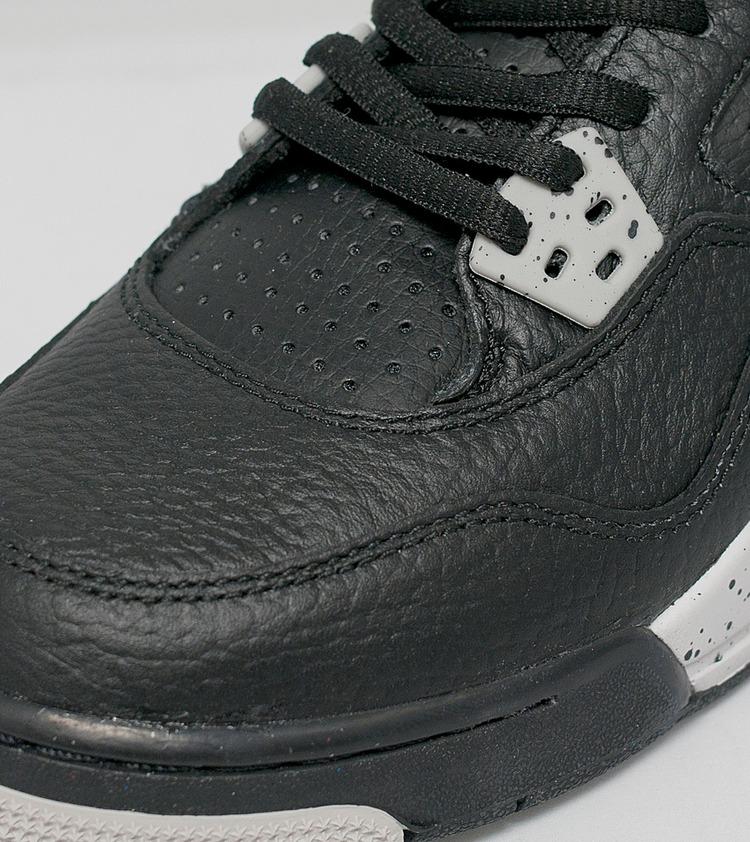 Jordan 4 Retro GS 'Oreo' Junior