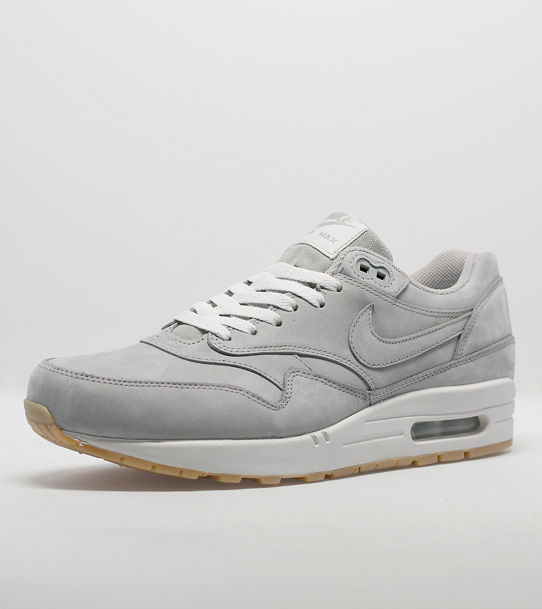 wholesale dealer d2437 969fa Nike Air Max 1 Leather Premium   Size