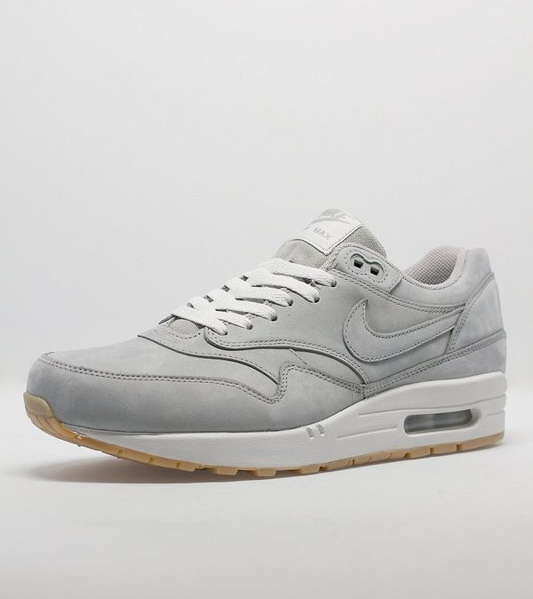 online store 7ae35 ef6ef Nike Air Max 1 Leather Premium   Size?