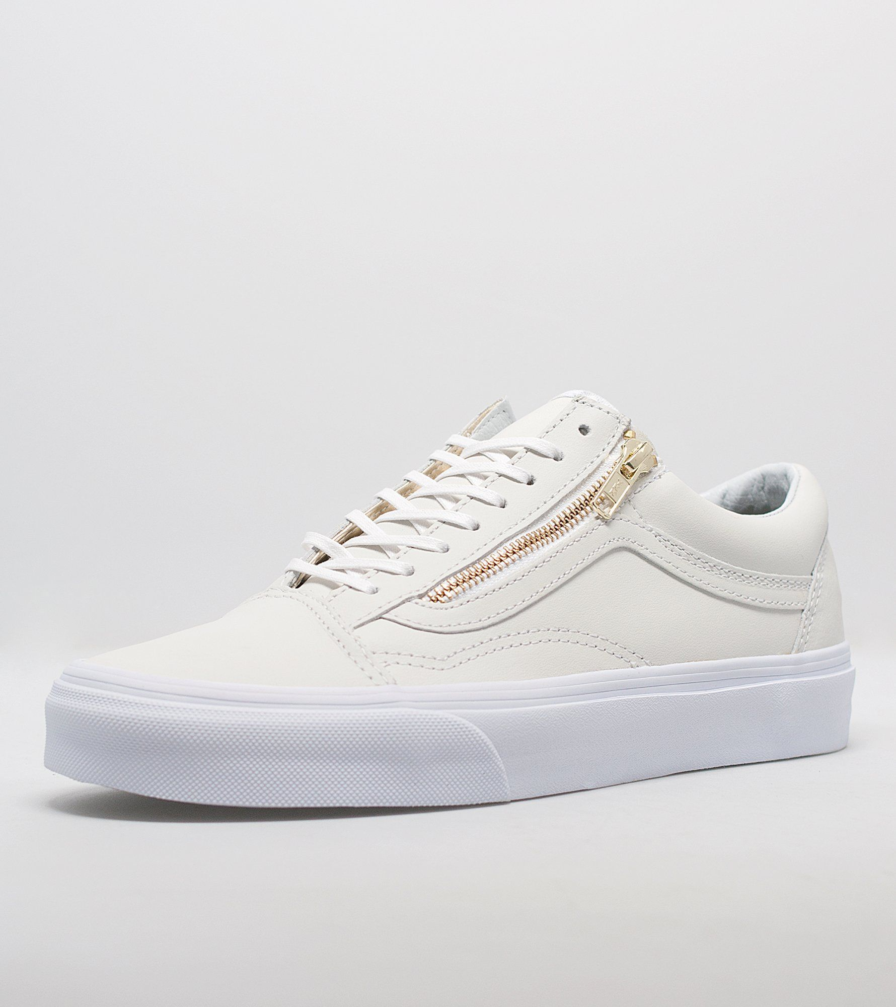 d294903d7c Vans Old Skool Low Zip Women's | Size?