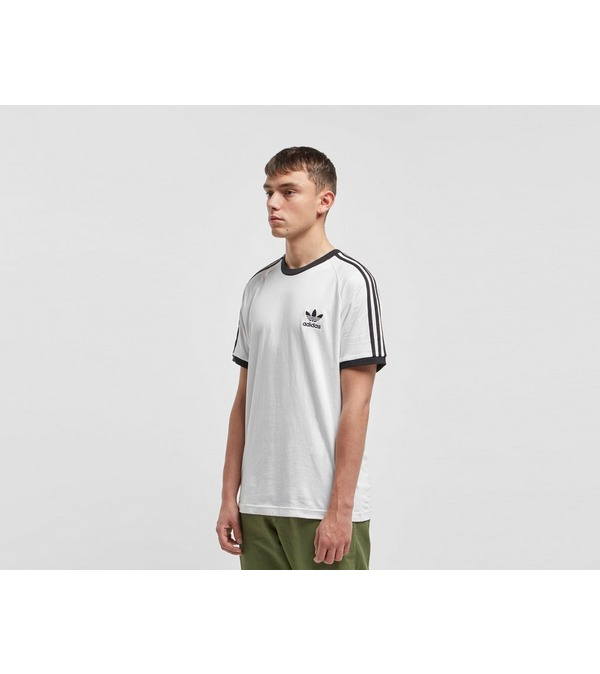 adidas Originals California 3 Stripes T Shirt