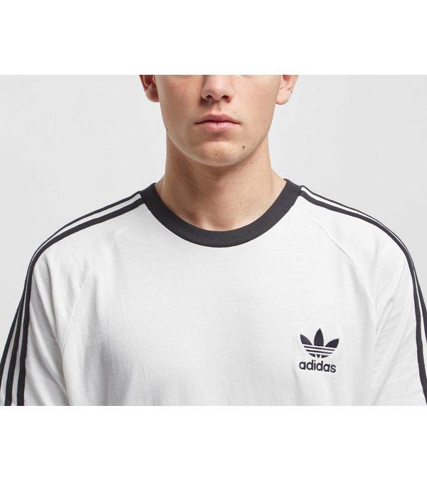 a64a3c98 adidas Originals 3-Stripes California Short Sleeve T-Shirt | Size?
