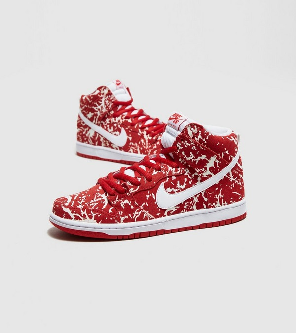cheapest price official supplier timeless design Nike SB Dunk Hi 'Raw Meat' | Size?