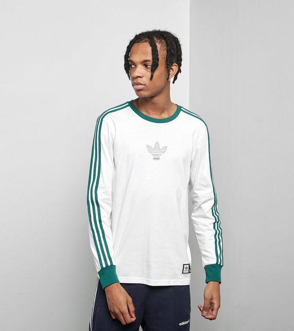 c862a011 adidas Originals Club Long Sleeve T-Shirt | Size?