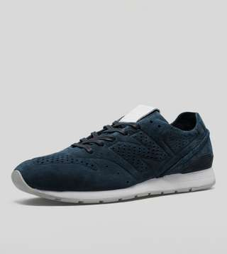 new arrival c94a6 ba43c New Balance 996 Perforated Leather Reengineered | Size?