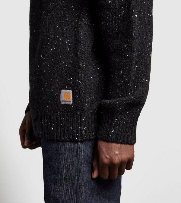 e51f5b275ee9b Carhartt WIP Anglistic Knitted Jumper