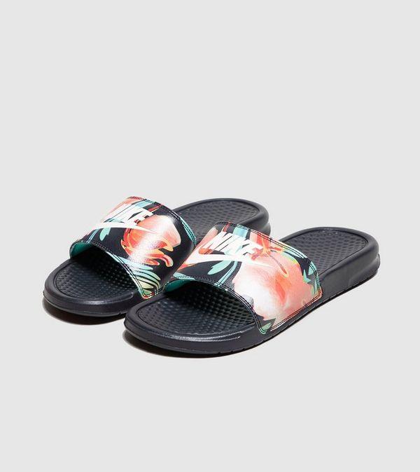 dab7792ea9d Nike Benassi Just Do It Slides Femme