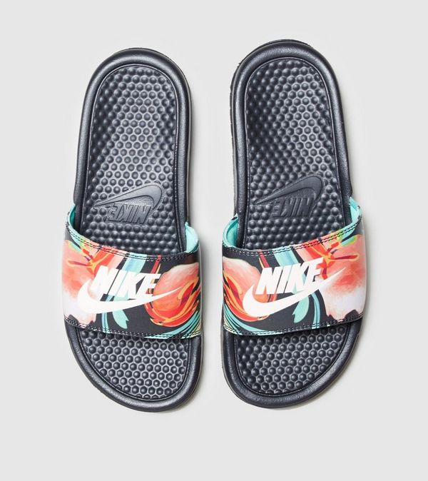9ea1bb7a765e Nike Benassi Just Do It Slides Women s