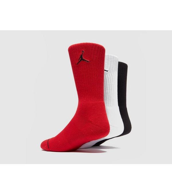 Jordan 3 Pack Crew Sock