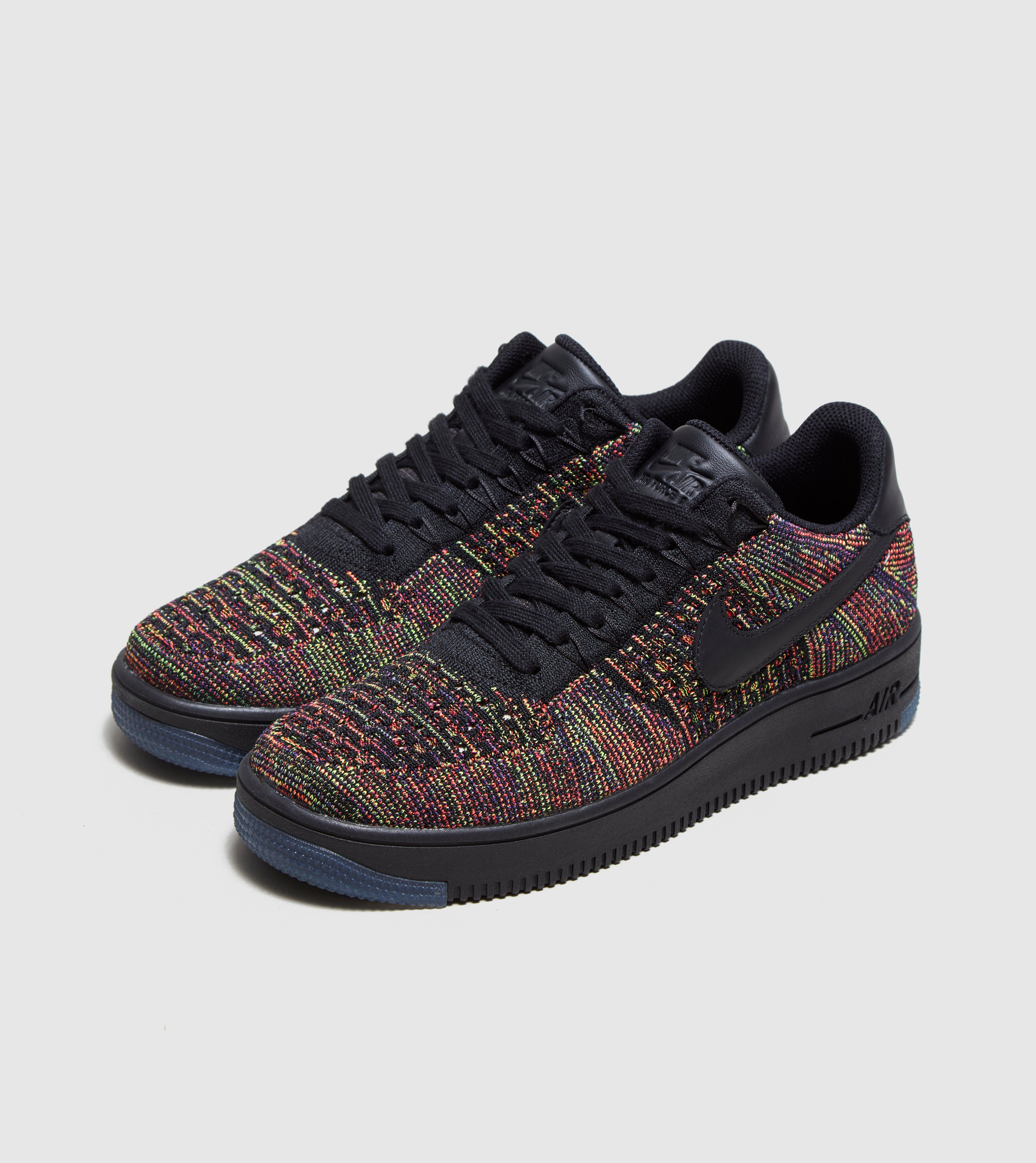 new product f6012 b1449 Nike Air Force 1 Flyknit Low   Size