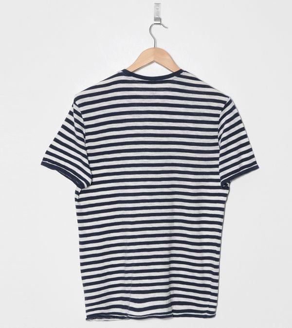 6af0006409 Lee Grind Striped Pocket T-Shirt | Size?