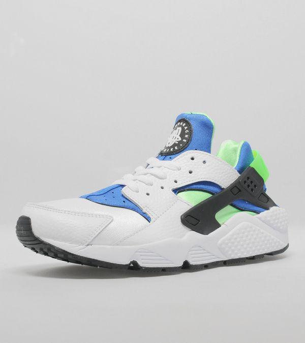 buy popular d8001 611c6 Nike Air Huarache  Scream Green