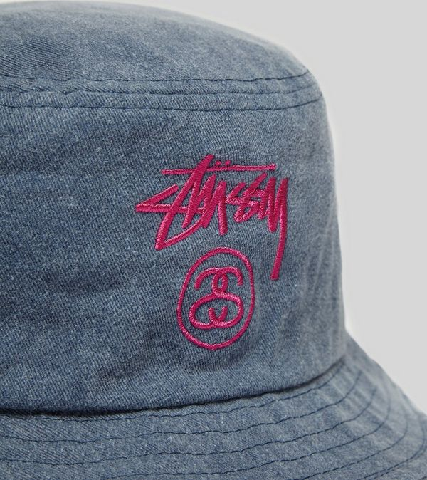 248f765c6 Stussy Stock Lock Pigment Dye Bucket Hat | Size?