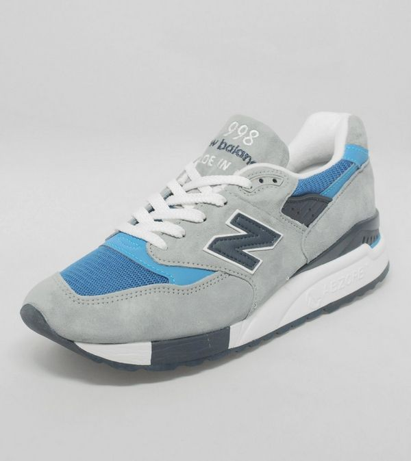 New Balance 998 'Made in USA' 'Moby Dick'