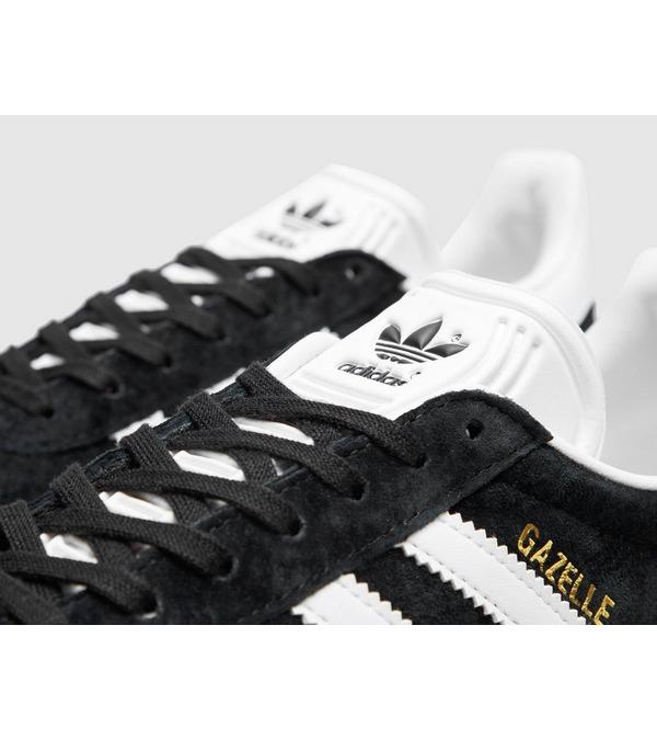 adidas originals gazelle femme noir
