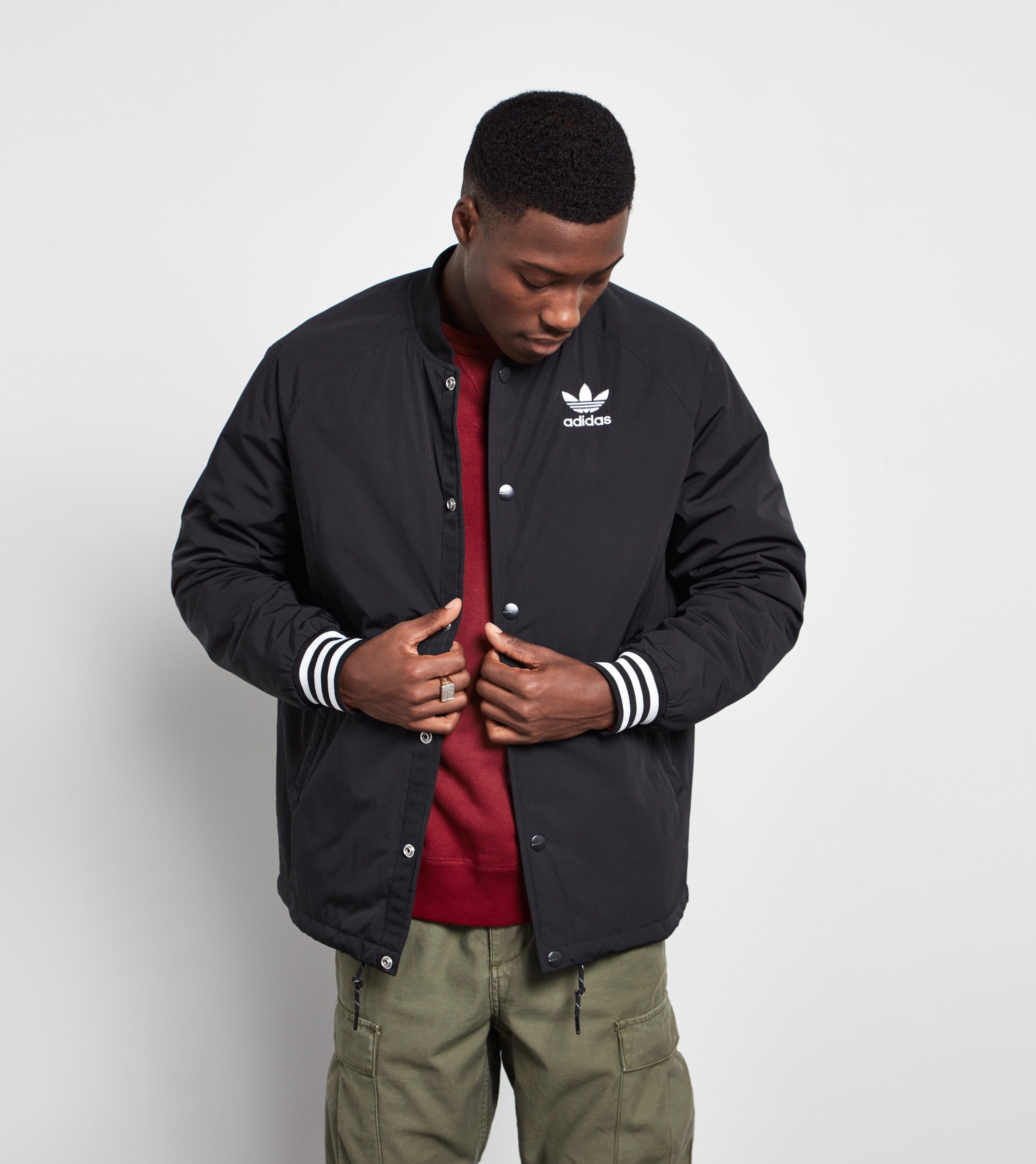 adidas Originals Embroidered Superstar Jacket