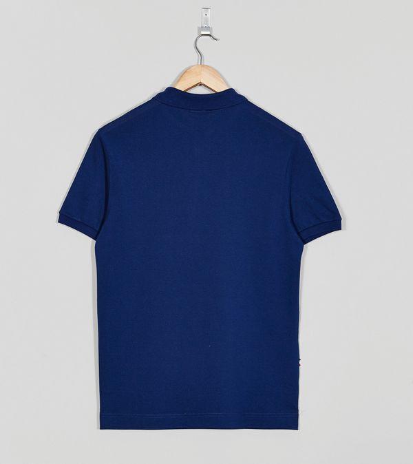 5725566e Lacoste L!VE Big Croc Polo Shirt | Size?