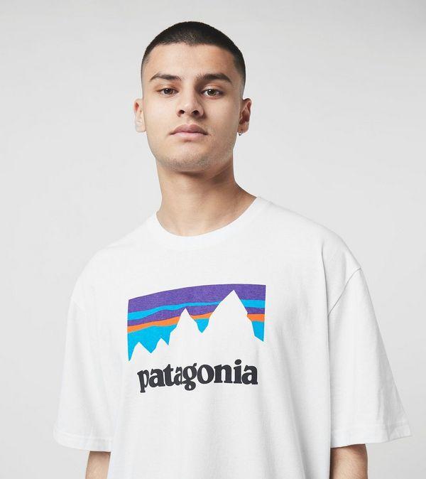 Patagonia Shop Sticker T-Shirt