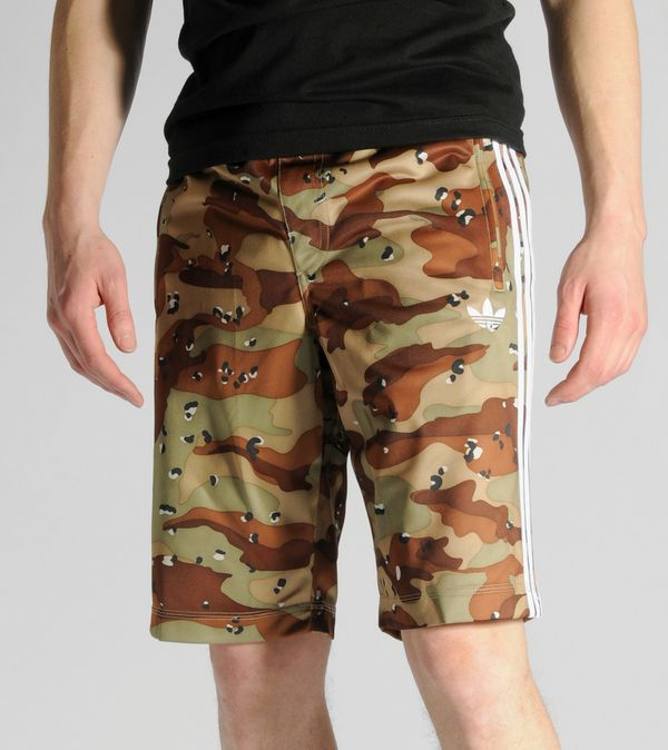329343ff adidas Originals Firebird Camo Shorts | Size?
