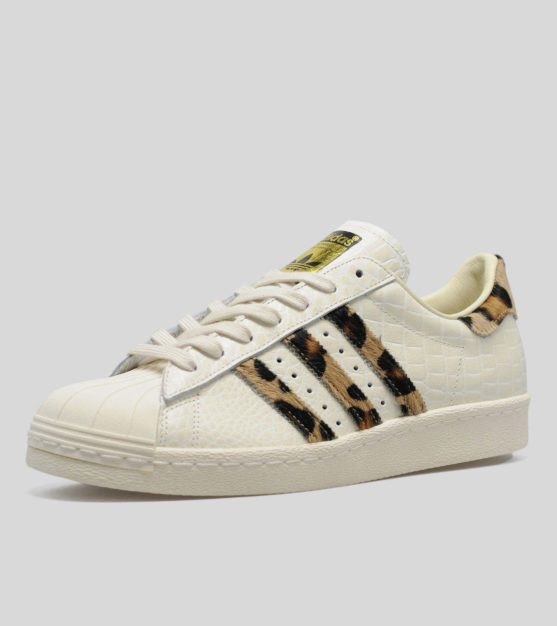 adidas Originals Superstar 80s Animal | Size?