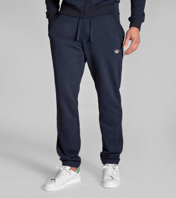 adidas originals premium basic fleece track pants