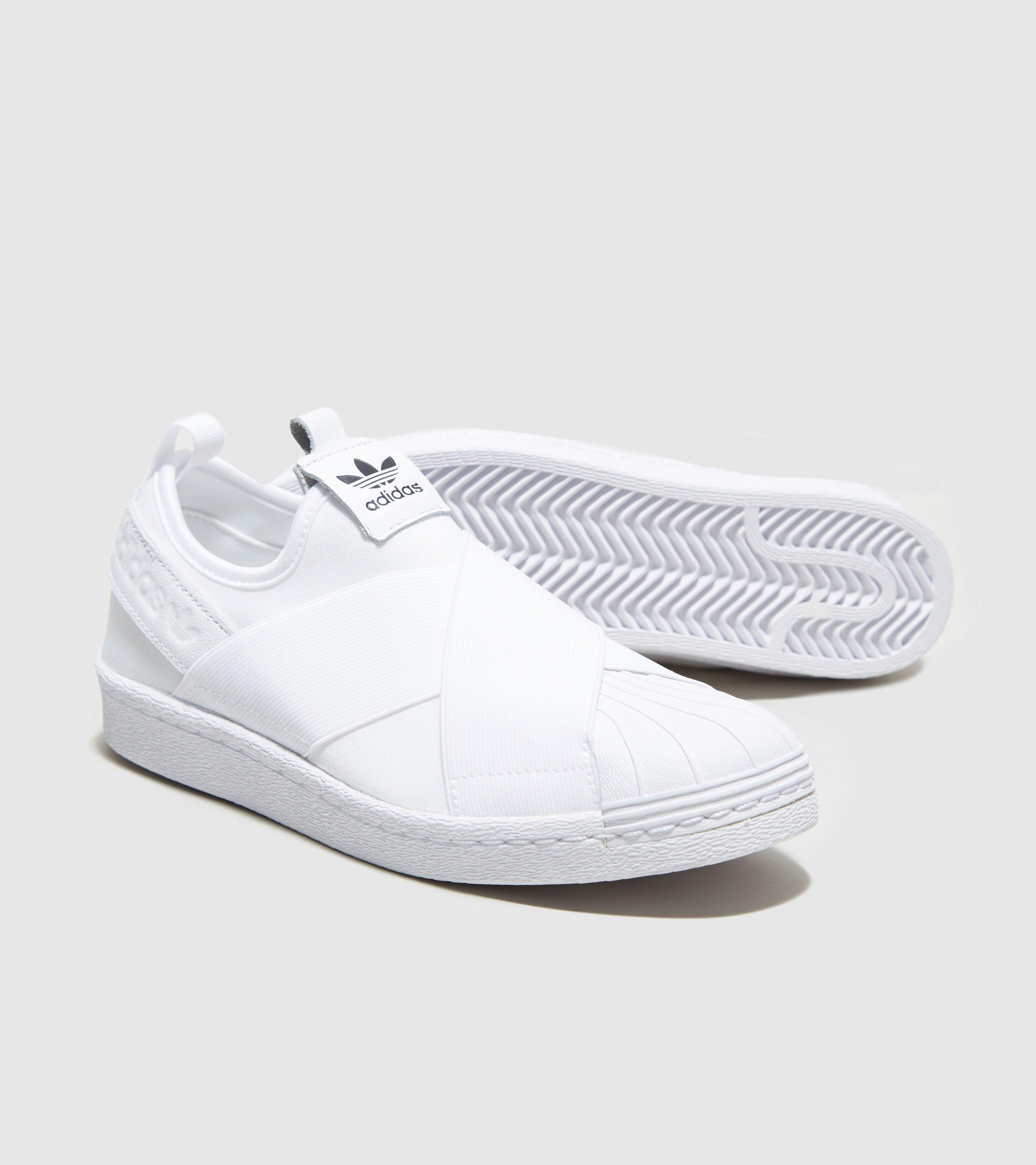 huge discount 699ce 92ef2 adidas Originals Superstar Slip-On Women s