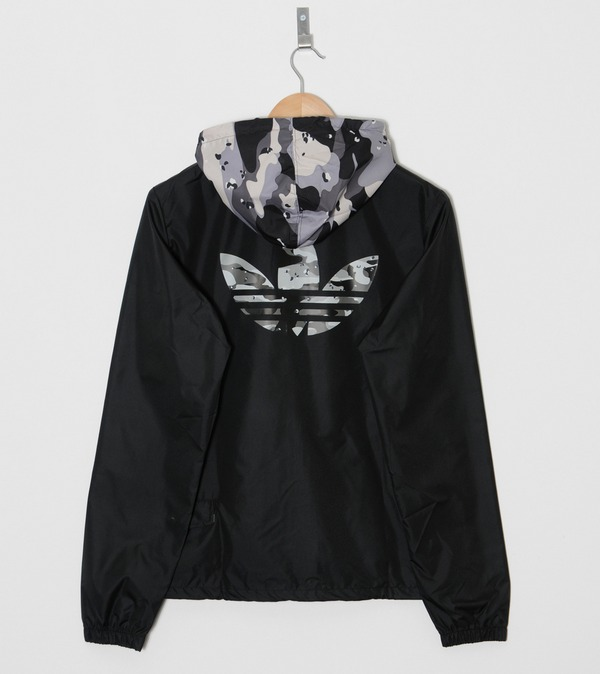 adidas leaf camo jacket
