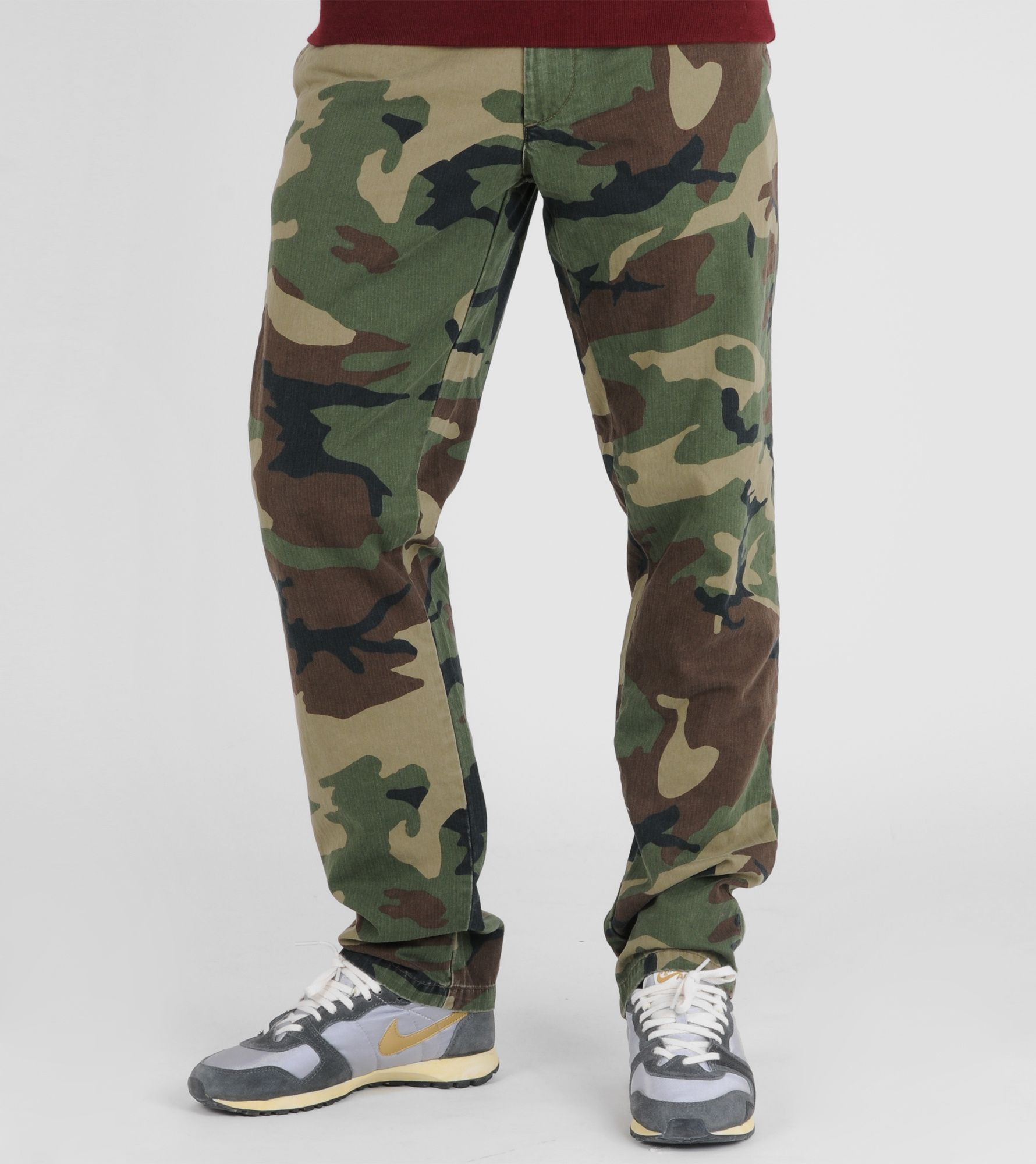 7c075576 Carhartt Johnson Camo Pants - Reg | Size?