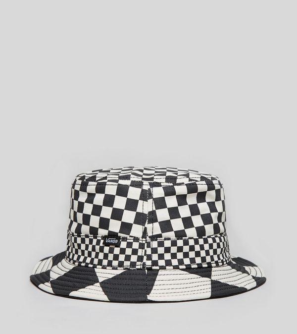c962c43edc6d5 Vans Reversible Checker Bucket Hat