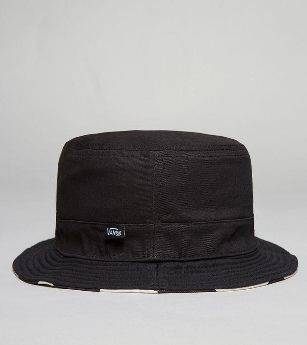 fe8a0be3935c5 Vans Reversible Checker Bucket Hat