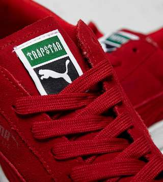 new product e7bc9 3a60b PUMA x Trapstar Suede | Size?