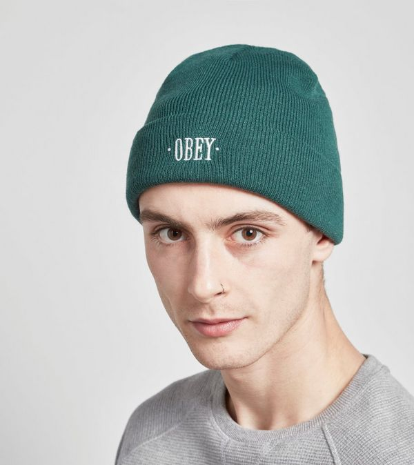 030163783ac Obey New Times Beanie Hat