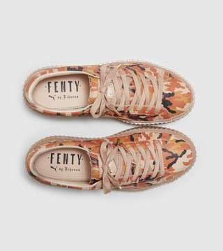 uk availability 695a8 9b171 PUMA Fenty Creeper Camo Women's | Size?