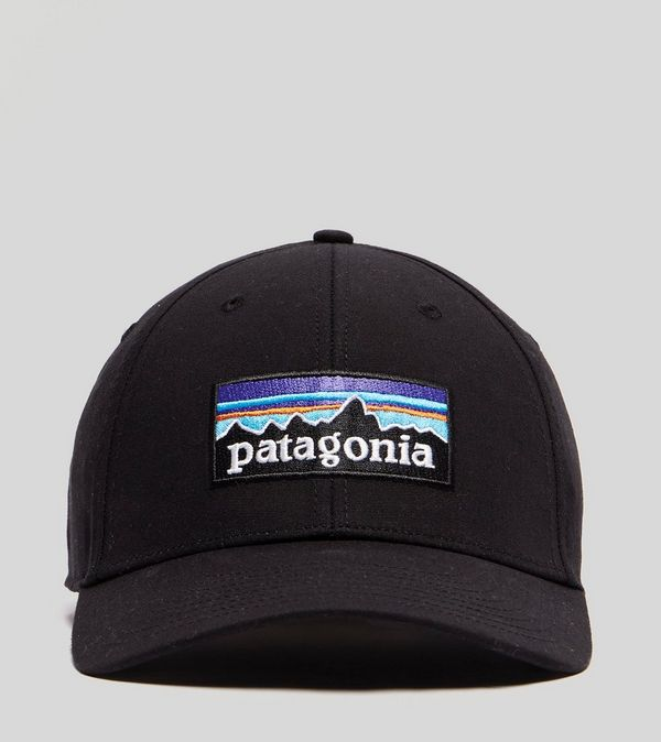 f351a3d64cb Patagonia P-6 Stretch Fitted Cap