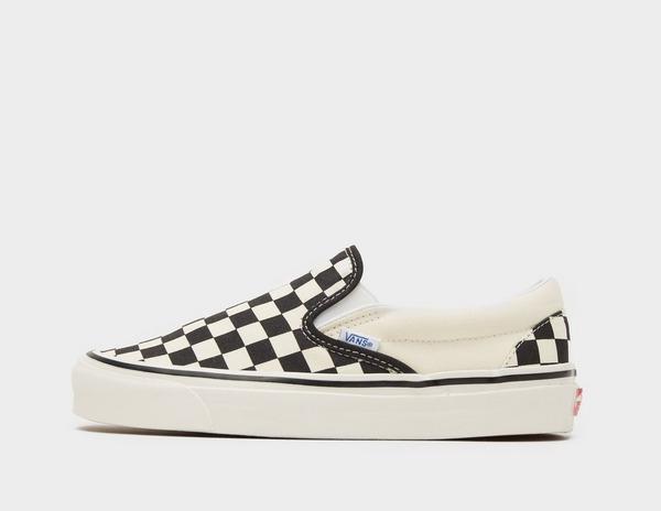 Vans Anaheim Checkerboard Slip-On Naiset