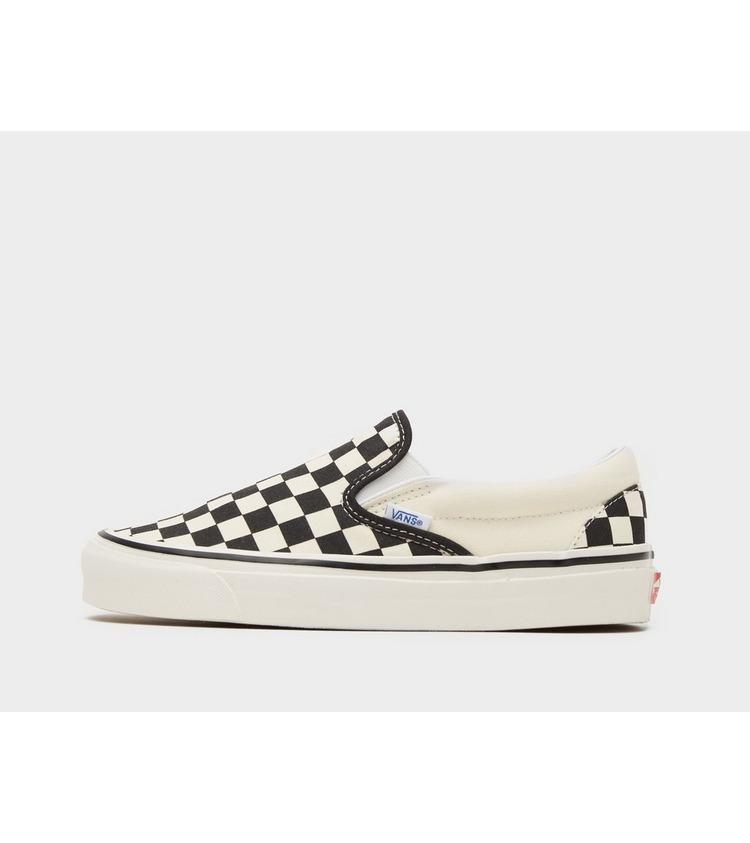 Vans Anaheim Checkerboard Slip-On Women's