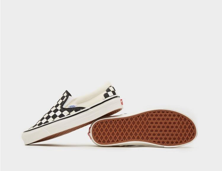 Vans Anaheim Checkerboard Slip-On de mujer