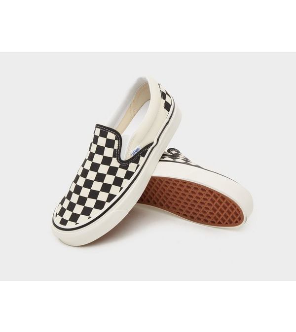 Vans Anaheim Checkerboard Slip-On Women's
