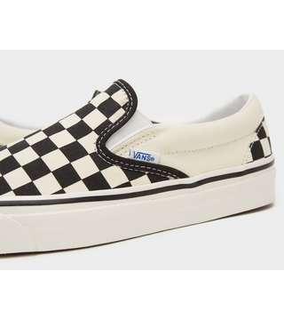 Vans Anaheim Checkerboard Slip-On Frauen