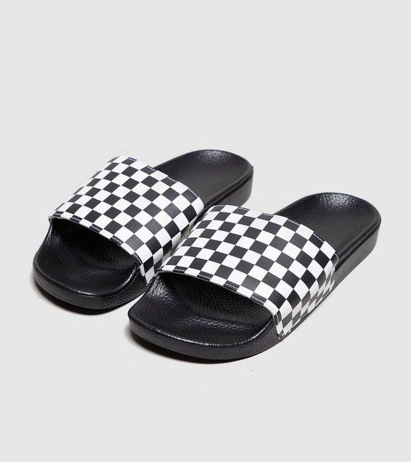 Vans Checkerboard Slide-On Sandaler