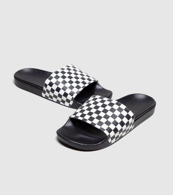 073bef0e580 Vans Checkerboard Slides
