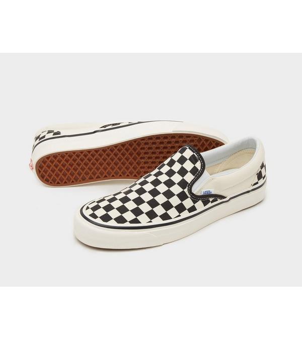 Vans Anaheim Slip-On Checkboard