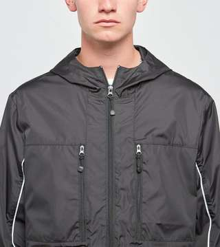 Stussy 3M Nylon Paneled Jacket