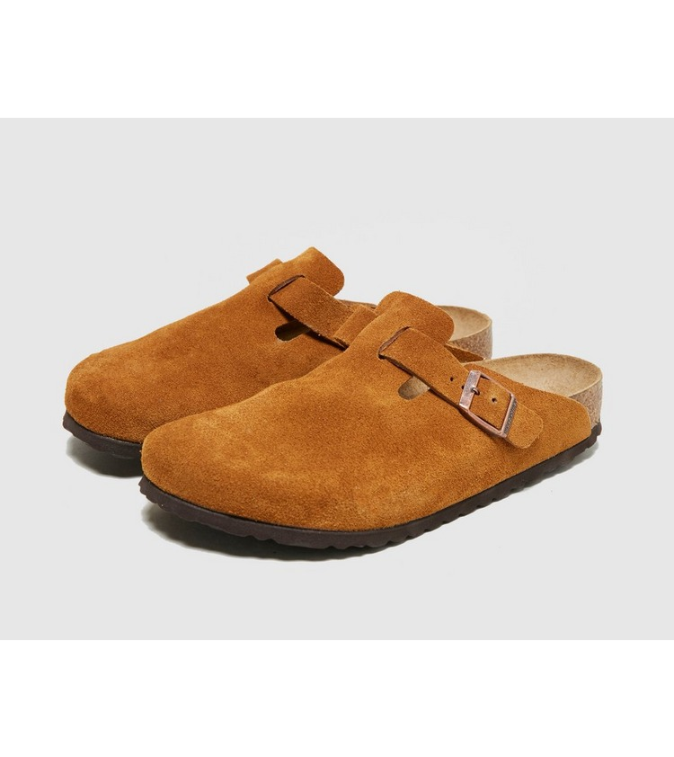 Birkenstock Boston Suede