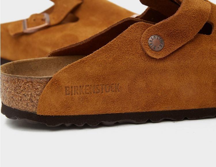 Birkenstock Boston Suede