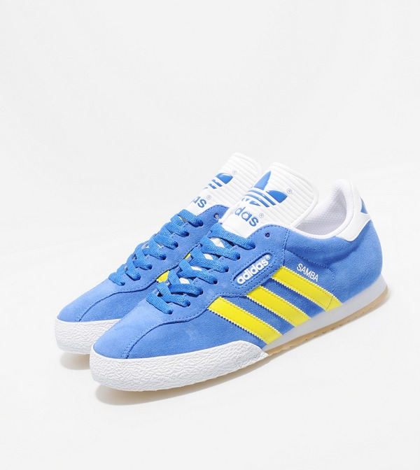 Adidas Samba Super Satellite Blue Red White | Adidas