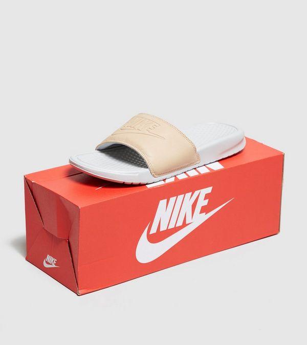 Nike Sandales Benassi Just Do It Slides Femme
