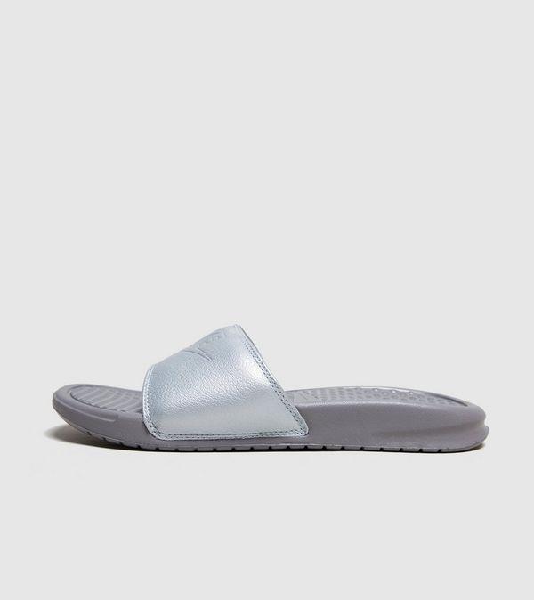 5d4b1ba0ae85 Nike Benassi Just Do It Slides Women s