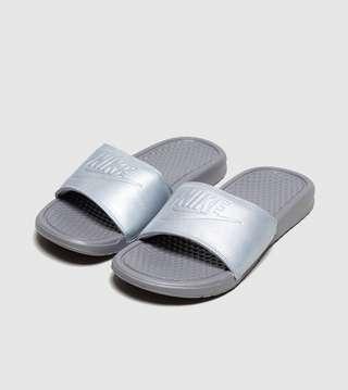Nike Benassi Do Just It FemmeSize Sandales 6ygbf7